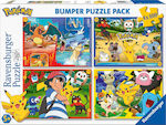 Bumper Pack Pokemon 400pcs (06929) Ravensburger