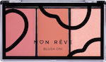Mon Reve Blush On! Palette 02
