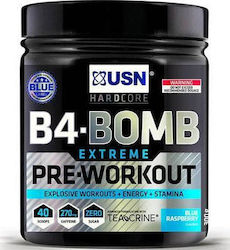 USN Nutrition B4 Bomb Extreme 300gr Blue Raspberry
