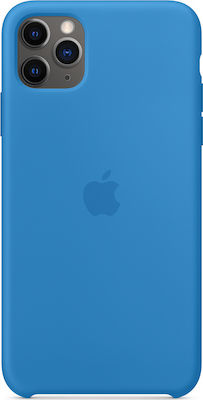 Apple Silicone Case Surf Blue (iPhone 11 Pro Max)