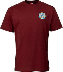 SANTA CRUZ PRIMARY DOT T-SHIRT (SCSCM-T1558)