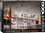 New York City Brooklyn Bridge 1000pcs