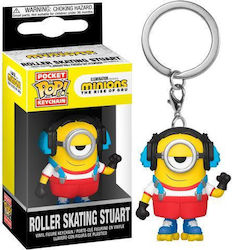 Pocket Pop! Keychain Movies: Minions 2 - Roller Skating Stuart