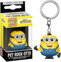Pocket Pop! Keychain Movies: Minions 2 - Pet Rock Otto