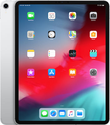 "Apple iPad Pro 2018 12.9"" LTE (1TB) Silver"