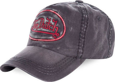 ΚΑΠΕΛΟ Von Dutch Tim cap grey