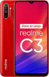 Realme C3 (64GB) Blazing Red