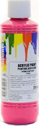Colorfix Acrylic Paint 250ml Pink