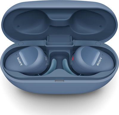 Sony WF-SP800N In-ear Bluetooth Handsfree Μπλε
