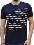Ανδρικό T-shirt Hugo Boss Tee 13 50426049-410 Navy