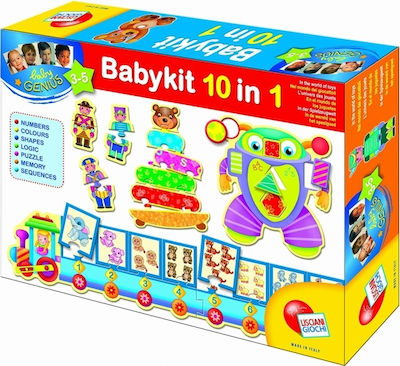 In the World of Toys 20pcs (34024) Lisciani Giochi