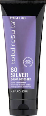 Matrix Total Results So Silver Collor Obsessed 200ml