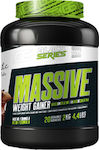 Soul Project Black Series Massive Weight Gainer 4000gr Chocolate