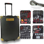 Kraft Royal Line RL-TM409BLG-TOOLSET 399τμχ