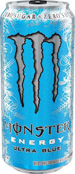 Monster Energy Drink Ultra Blue Zero Sugar 500ml
