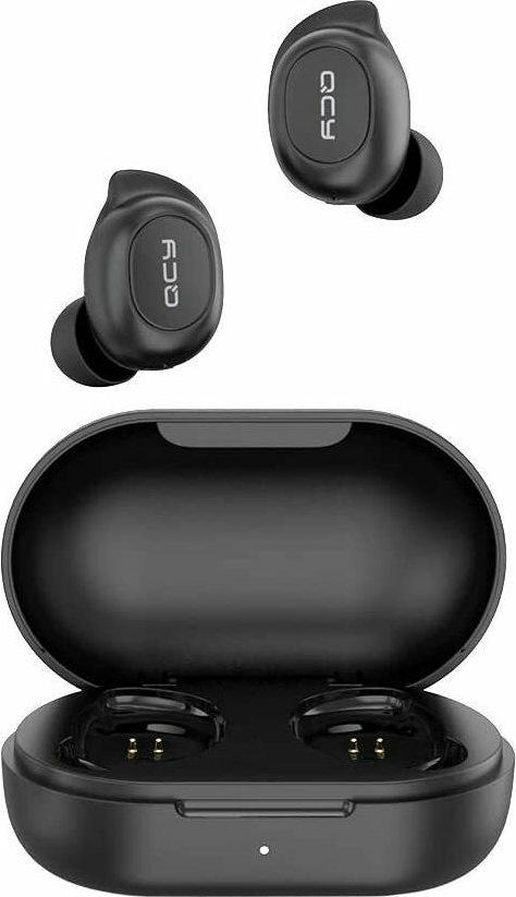 QCY T9 In-ear Bluetooth Handsfree Μαύρο (6957141405727) - Πληρωμή και σε έως 36 Δόσεις!!!
