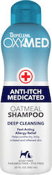 Tropiclean Oxymed Anti-Itch Medicated Oatmeal 592ml