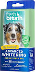 Tropiclean Fresh Breath Advanced Whitening Clea...
