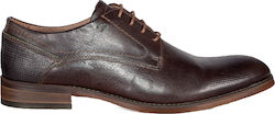MBERTO BROWN SHOES M ΛΑΔΙ