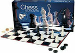 Σκάκι Chess & Draughts Set