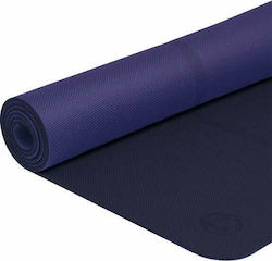 Manduka Begin Yoga Mat Midnight Blue (172cm x 61cm x 0.5cm)