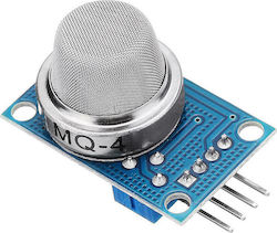 Arduino Gas Sensor Module Smoke/Butane/Methane Detection for Arduino MQ4