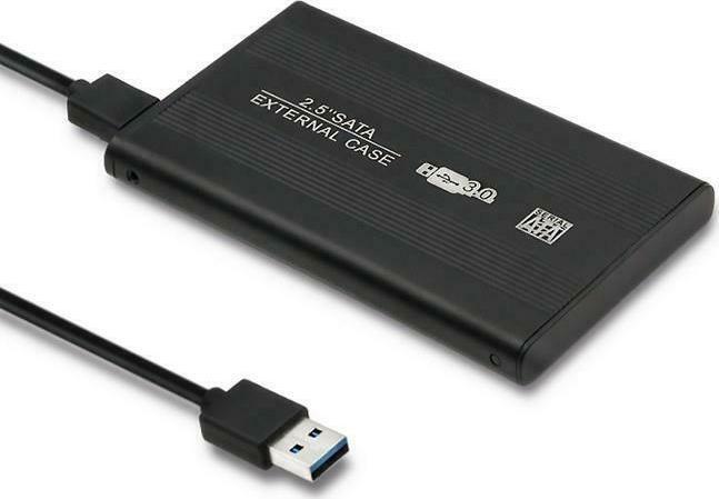 Qoltec External Hard Drive Case HDD/SSD (51861) - Πληρωμή και σε έως 36 Δόσεις!!!