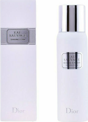 Dior Eau Sauvage Shaving Foam 200ml