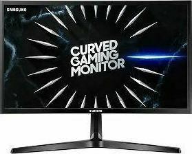 "Samsung C24RG50FQR Curved Gaming Monitor 24"" FHD 1920x1080 144Hz"