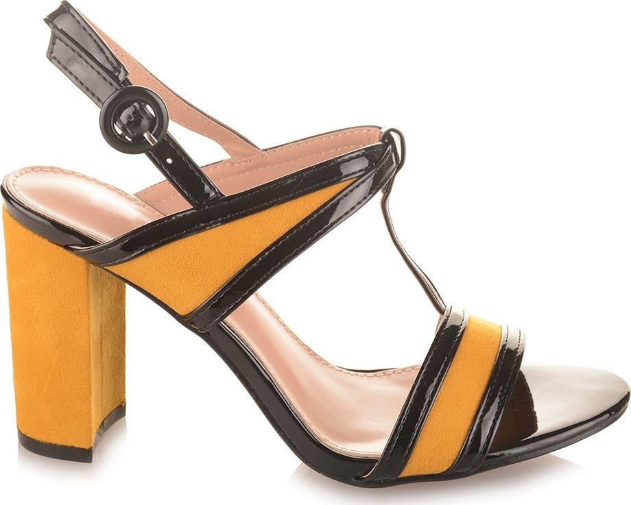Famous Shoes S-895 Yellow - Skroutz.gr